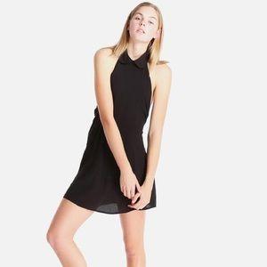 American Apparel backless dress